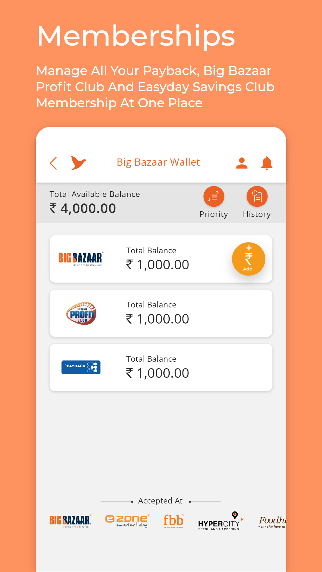 Future Pay Wallet App Download, Features, Add Money